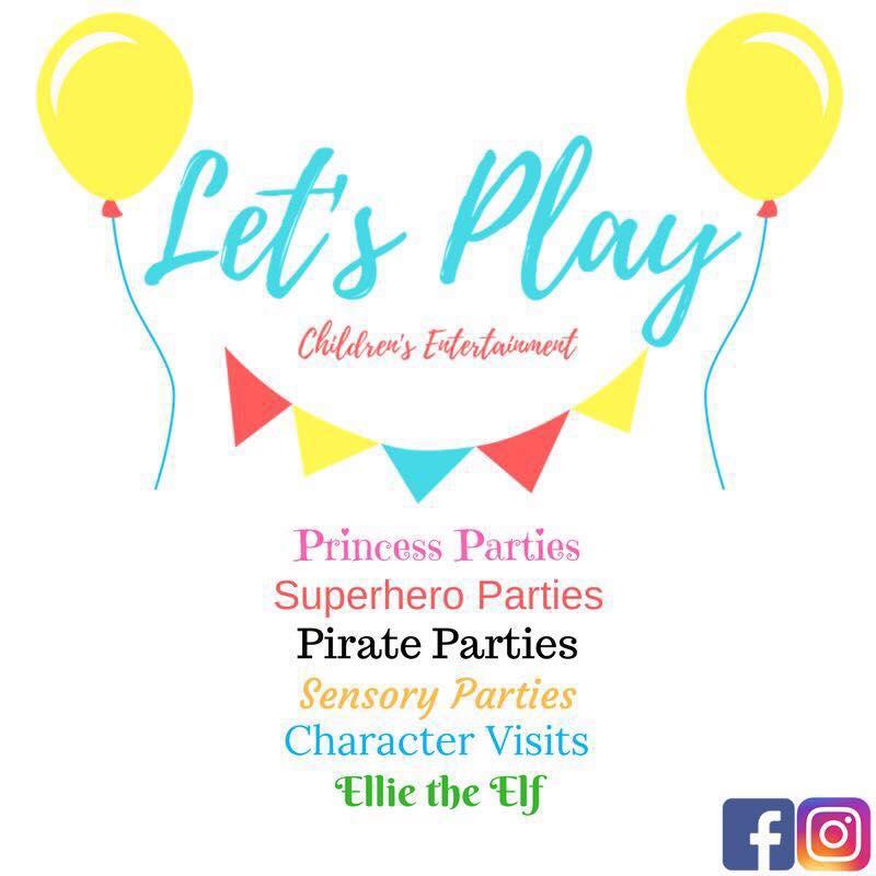 Let's Play Parties Children's Entertainment