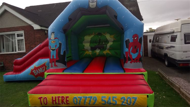A2B Bouncy Castle Hire